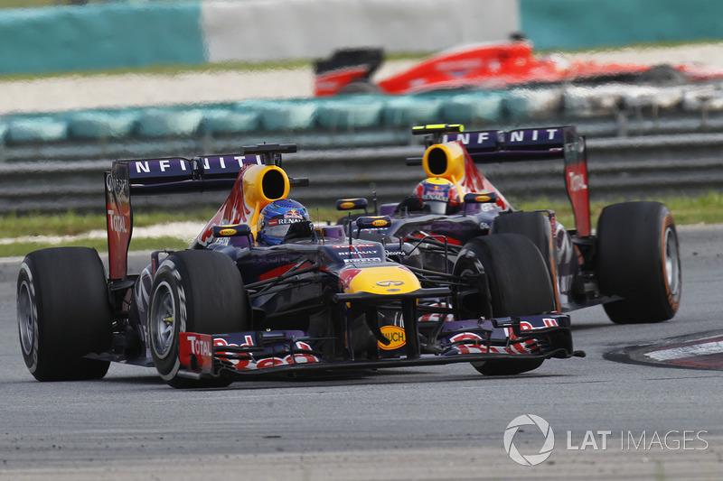 4. Red Bull (2010-2013)