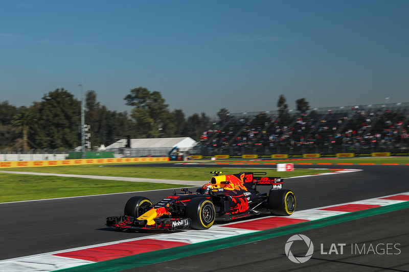 3. Max Verstappen, Red Bull Racing RB13