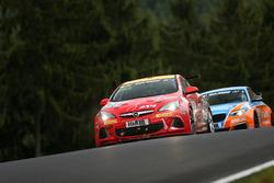 Jens Wulf, Patric Niederhauser, Rudolf Rhyn, Lubner Motorsport, Opel Astra OPC Cup