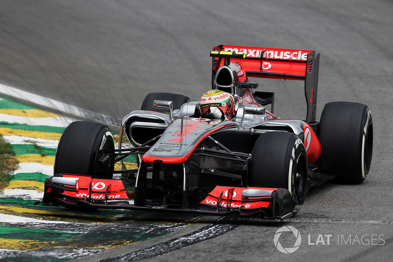 Льюіс Хемілтон, McLaren MP4-27