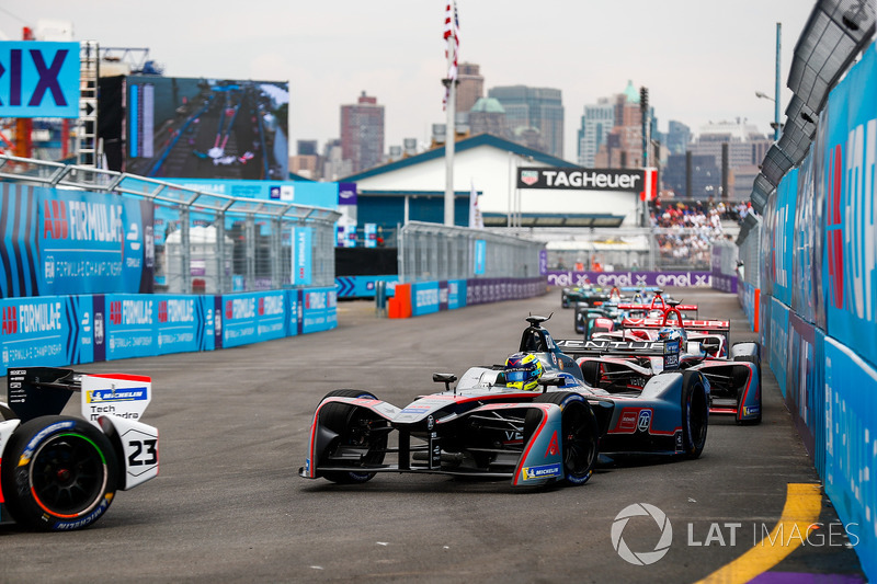 Nick Heidfeld, Mahindra Racing, Tom Dillman, Venturi Formula E