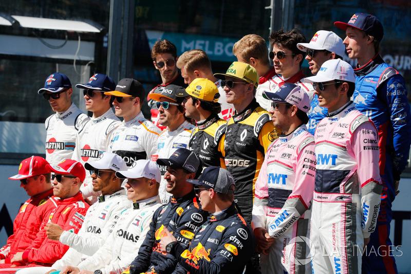 Переходы гонщиков между командами