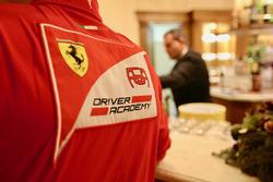 Тренировочный лагерь Ferrari