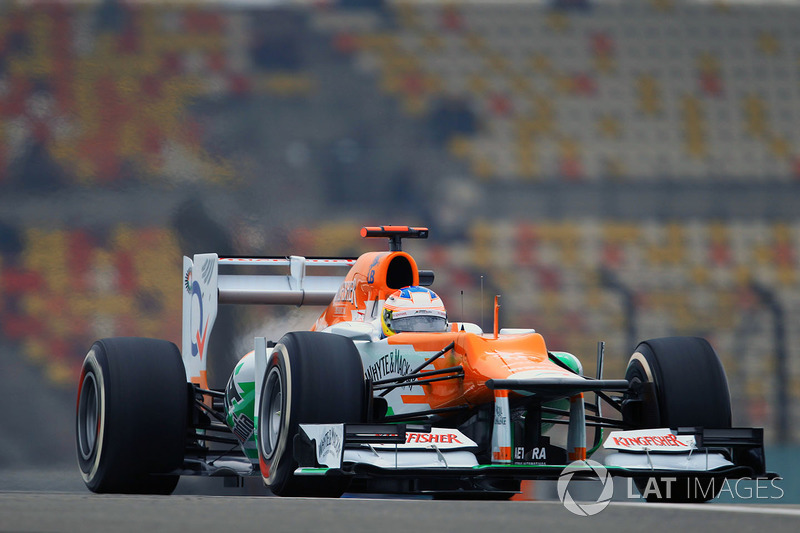 Paul di Resta, Sahara Force India VJM05