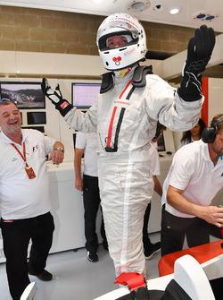 Выпускающий редактор журнала F1 Racing Стюарт Кодлинг