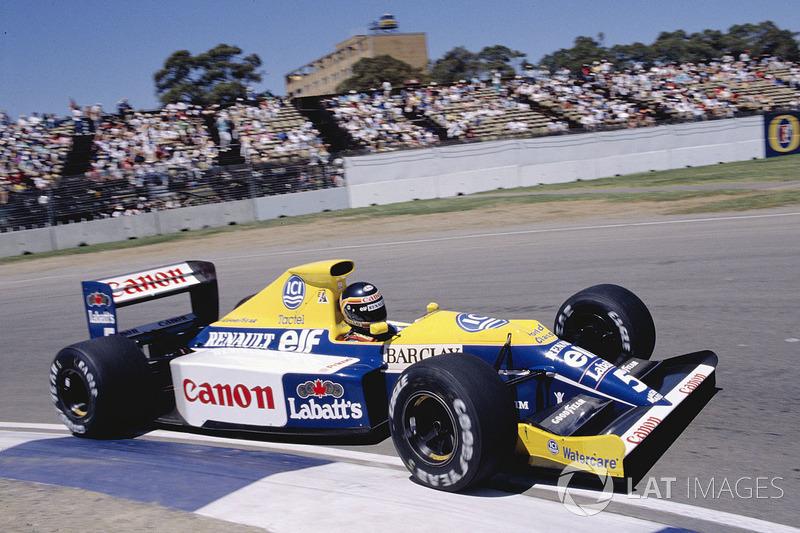 1989: Williams-Renault FW13