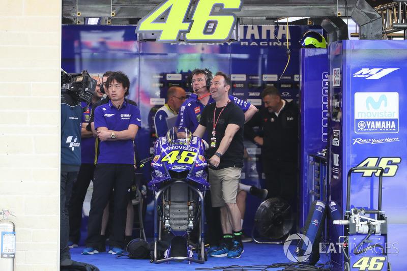 Garaje de Valentino Rossi, Yamaha Factory Racing