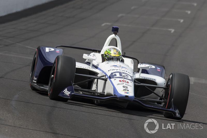 19. Zachary Claman De Melo, Dale Coyne Racing, Honda