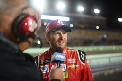 Dale Earnhardt Jr., Hendrick Motorsports Chevrolet, Hendrick Motorsports Chevrolet parla al microfono di MRN Radio
