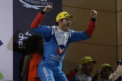 Podium LMP2: first place Bruno Senna, Vaillante Rebellion