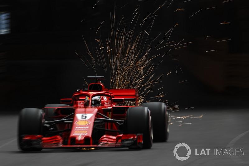 Себастьн Феттель, Ferrari SF71H