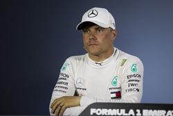 Valtteri Bottas, Mercedes-AMG F1 in Press Conference