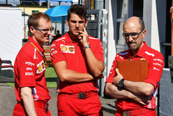 Ingenieros de Ferrari
