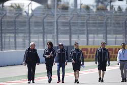 Carlos Sainz Jr., Toro Rosso y John Booth
