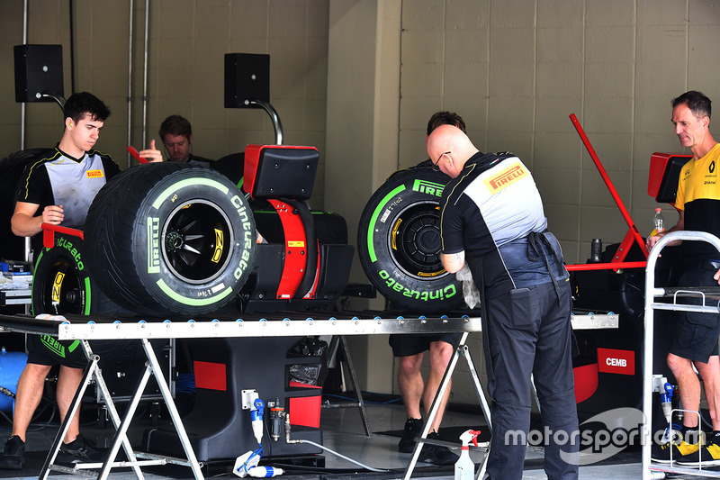 Pirelli-werkplaats