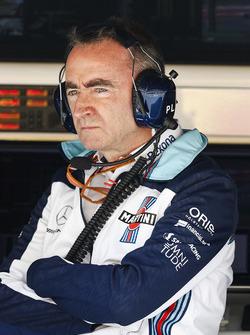 Paddy Lowe, Williams Martini Racing