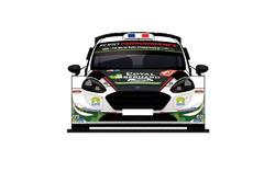 Bryan Bouffier, M-Sport Ford Fiesta