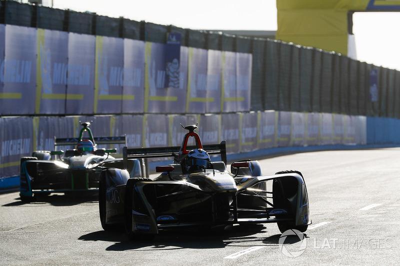 Andre Lotterer, Techeetah, Nelson Piquet Jr., Jaguar Racing