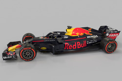 Red Bull Racing RB14 met Honda logo