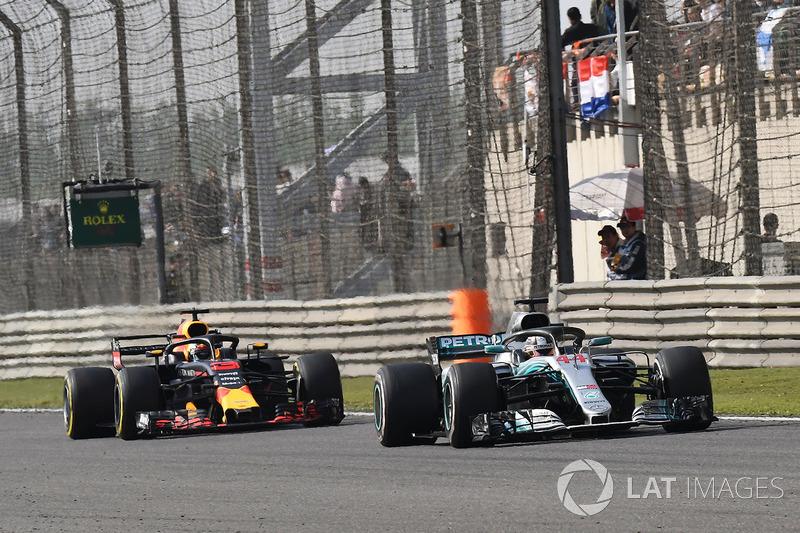 4e Lewis Hamilton, Mercedes-AMG F1 W09 EQ Power+