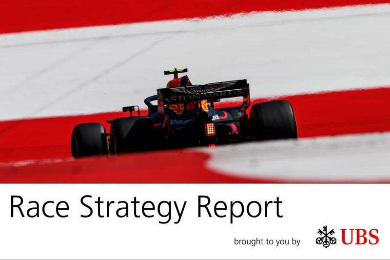 James Allen Race Strategy Report - GP d'Austria