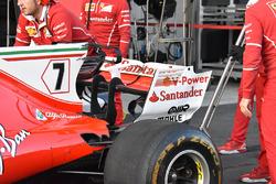Ferrari SF70H bodywork