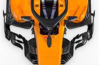 McLaren MCL33 sidepods detail
