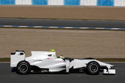 Pedro De La Rosa, HRT Formula 1 Team F111