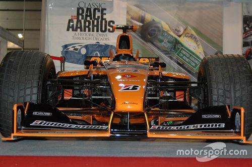 Arrows A21 chassis 06 in vendita