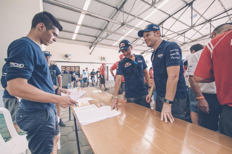Giniel De Villiers, Toyota Gazoo Racing, Dirk Von Zitzewitz, Toyota Gazoo Racing