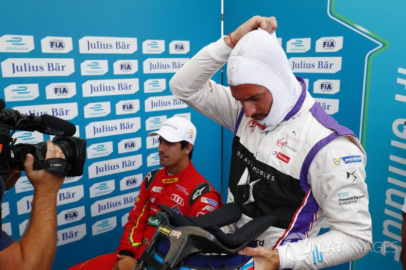 Jose Maria Lopez, DS Virgin Racing, Lucas di Grassi, ABT Schaeffler Audi Sport