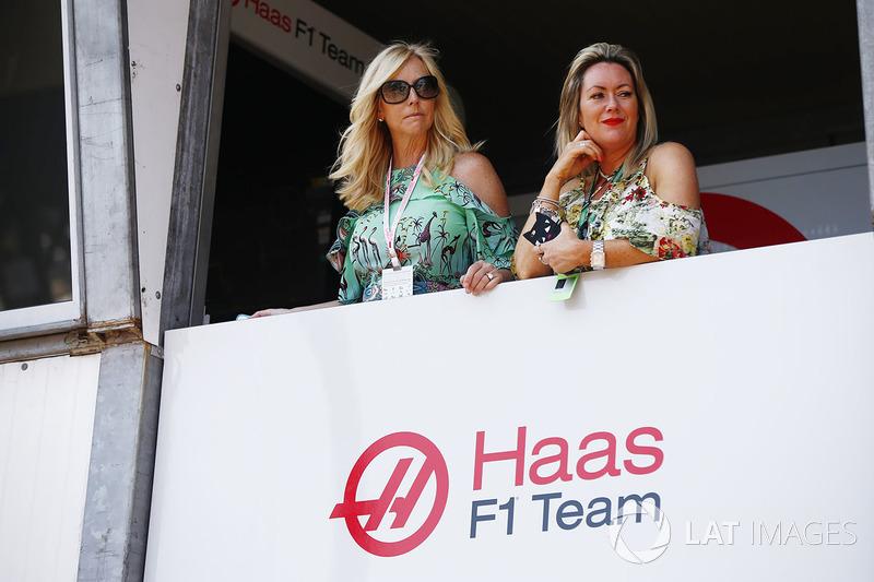 Гості Haas F1 Team