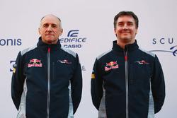 Teamchef Franz Tost und Technikchef James Key, Toro Rosso
