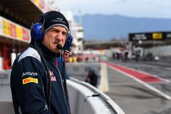 Руководитель команды Scuderia Toro Rosso Франц Тост