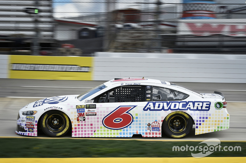 Trevor Bayne, Roush Fenway Racing, Ford