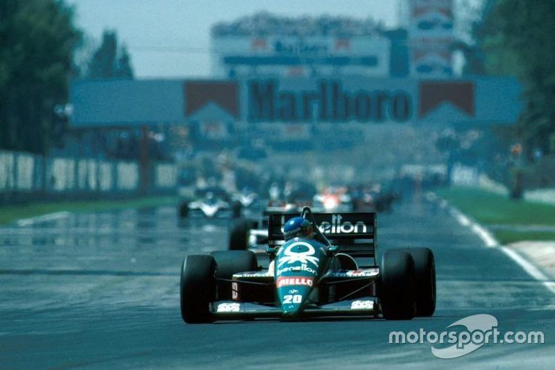 Спустя полтора десятилетия Гран При все же вернулся в Мехико, но это уже была совершенно другая история.