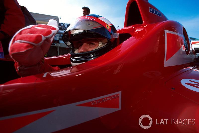 #13 GP de France 1996 (Ferrari F310)