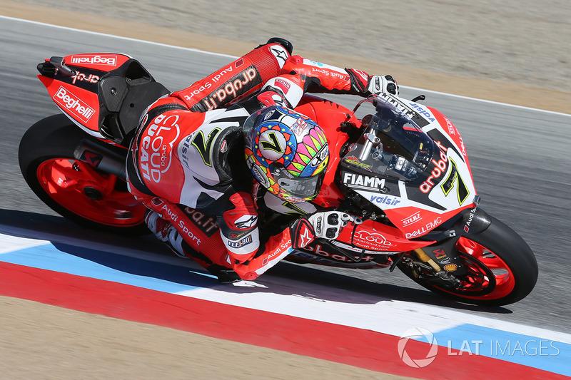 Chaz Davies, Team Ducati