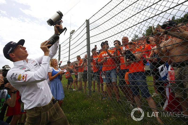 Макс Ферстаппен, Red Bull Racing,