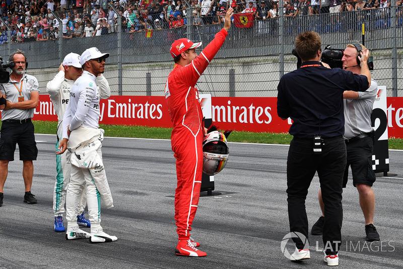 Давіде Вальсеккі, Sky Italia, Валттері Боттас, Mercedes AMG F1, Себастьян Феттель, Ferrari, Льюіс Хе