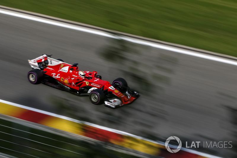 Себастьян Фетель, Ferrari SF70H