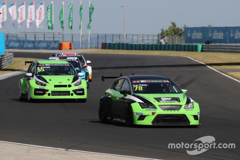 Csaba Tóth, Zengo Motorsport, SEAT León TCR