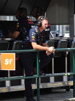 Christian Horner, Red Bull Racing RB13 Takım Patronu