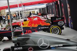 Mercedes, Red Bull Racing, Ferrari, Sahara Force India F1, Williams, McLaren, Scuderia Toro Rosso und Haas F1 Team
