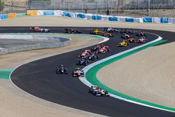 Алекс Палоу, Campos Racing, и Джордан Кинг, MP Motorsport
