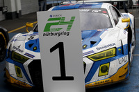 Sieger #5 Phoenix Racing, Audi R8 LMS: Mike Rockenfeller, Nicolay Møller Madsen, Dennis Busch