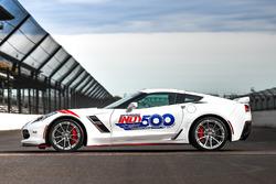 Corvette Grand Sport Indy 500 pace car