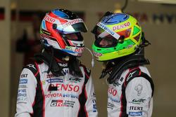José María López, Mike Conway, Toyota Gazoo Racing