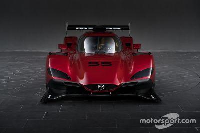 Présentation du prototype Mazda RP-24P