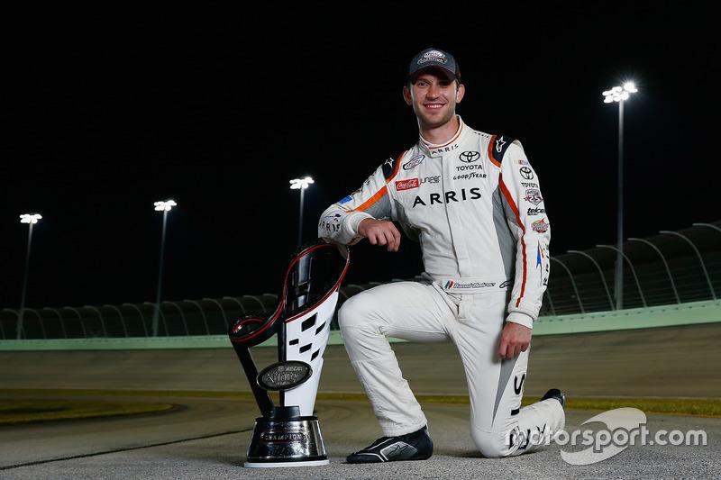 NASCAR Xfinity: Daniel Suarez, Joe Gibbs Racing
